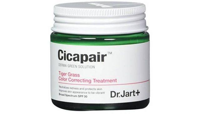 Dr. Jart+ – Cicapair Tiger Grass Color Correcting Treatment SPF 30 (£12, khoảng 360.000VND)
