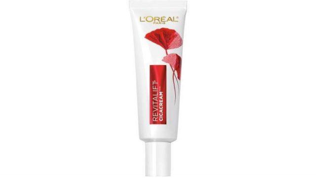 Kem dưỡng ẩm ban đêm L'Oréal – Revitalift Cicacream Anti-Wrinkle + Skin Barrier Repair,(£12.99, khoảng 390.000VND)