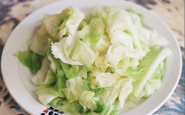 Loại rau không nên luộc: Bắp cải
