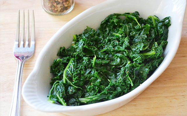 Cải xoăn (cải kale)