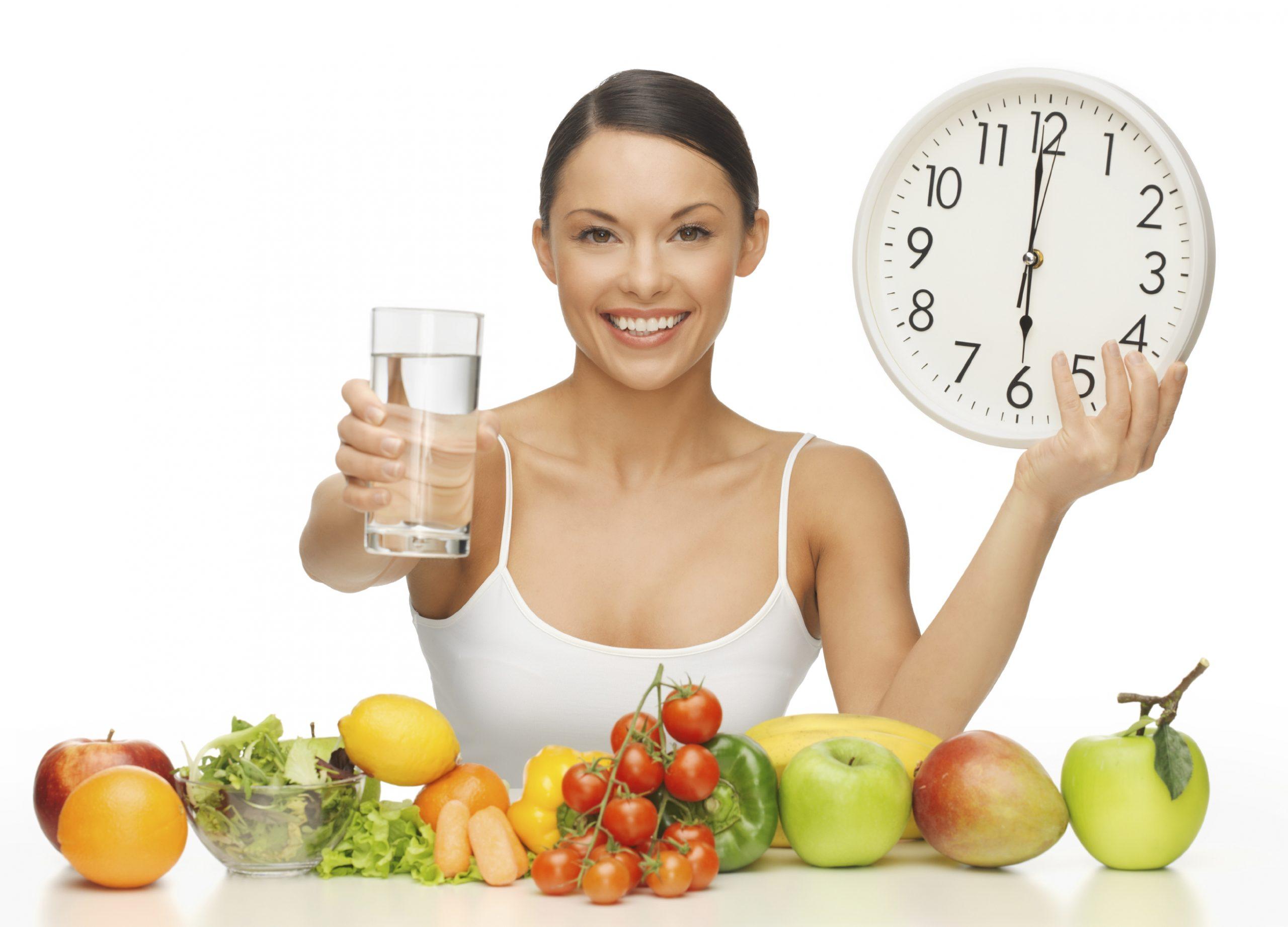 Chú ý chế độ dinh dưỡng trong quá trình tập luyện