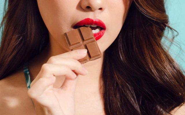 Chưa có bằng chứng chứng minh được ăn socola có khả năng gây mụn trứng cá