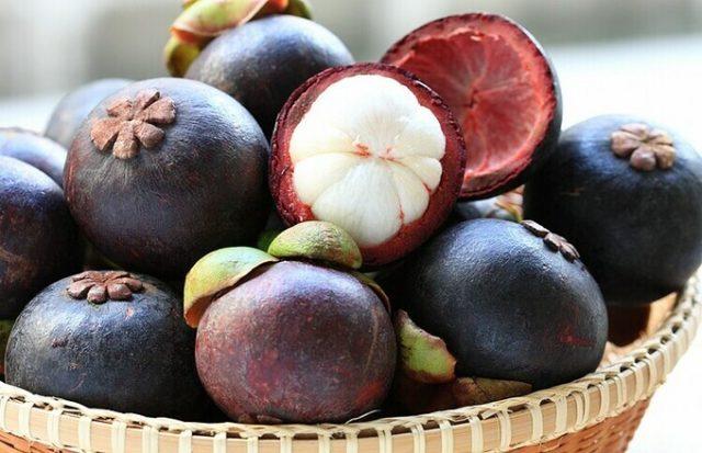 Măng cụt là trái cây ngon miệng, bổ dưỡng mùa hè