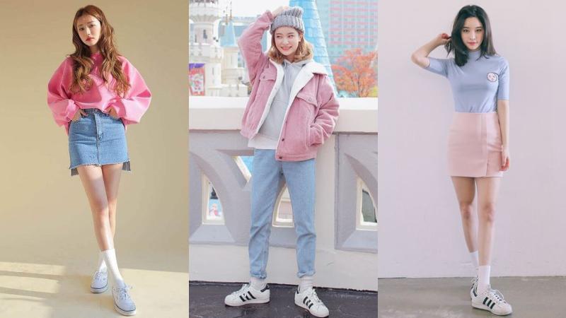 Các fashionista đình đám thế giới đang lăng xê sắc thái màu pastel hết mực