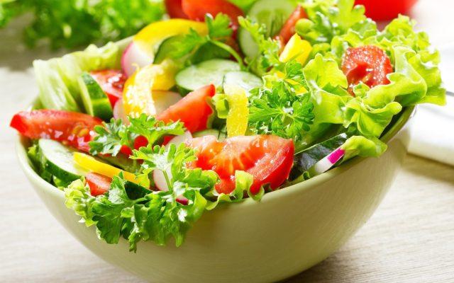 Món ăn từ salad chống ngấy mùa Tết