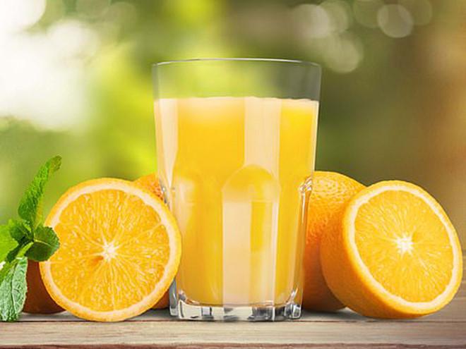 Cách uống nước cam giảm cân mà bạn nên áp dụng