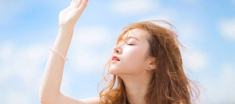 bảo vệ da khỏi tác hại của ô nhiễm không khí