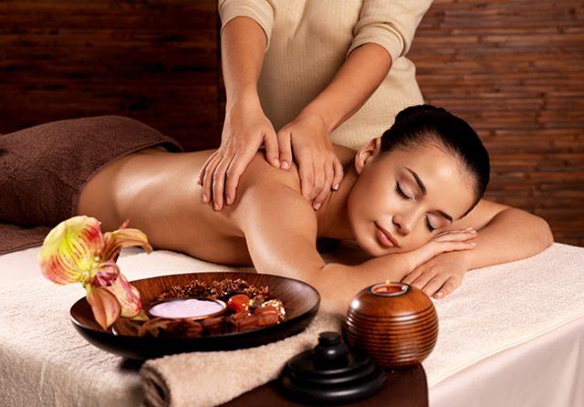 Massage Thái là một phương pháp lâu năm trong việc cải thiện sức khỏe và tinh thần