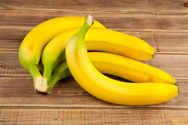 Chuối là trái cây được nhiều runner ưa chuộng.