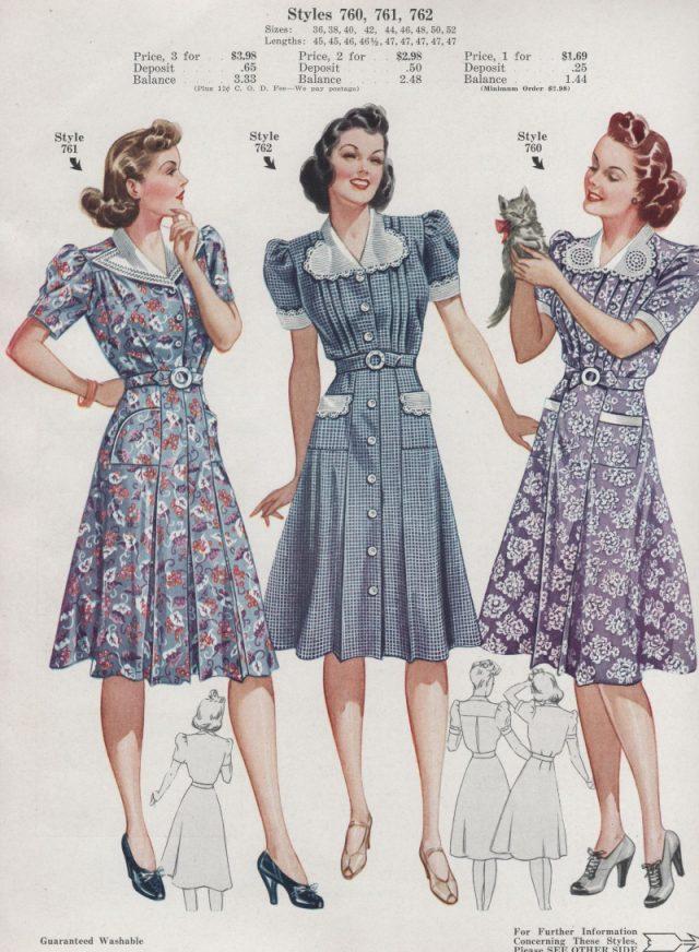 Phong cách Vintage thời trang những năm 70, 80