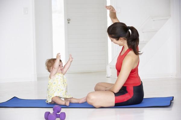 Thể dục sau sinh cần lưu ý những gì
