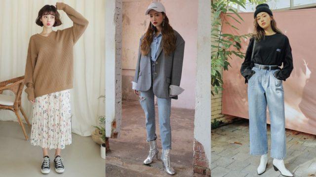 Các tip phối đồ + phụ kiện thời trang oversize