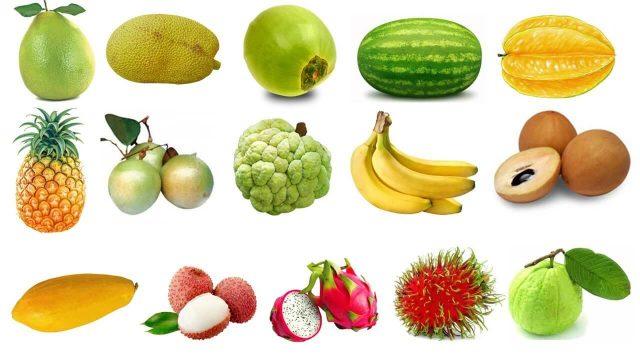 Bổ sung thêm nhiều loại trái cây trong ngày tết